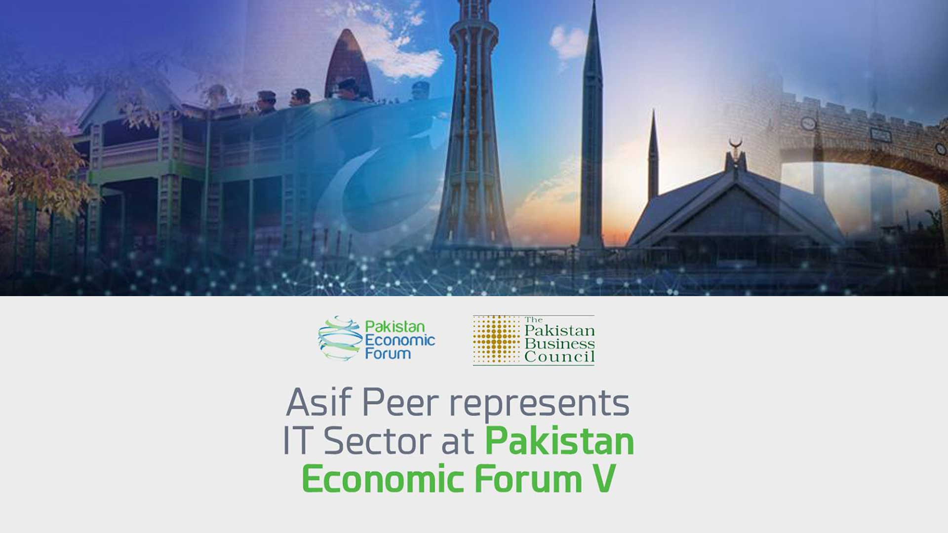 asif Peer systems represents it industry