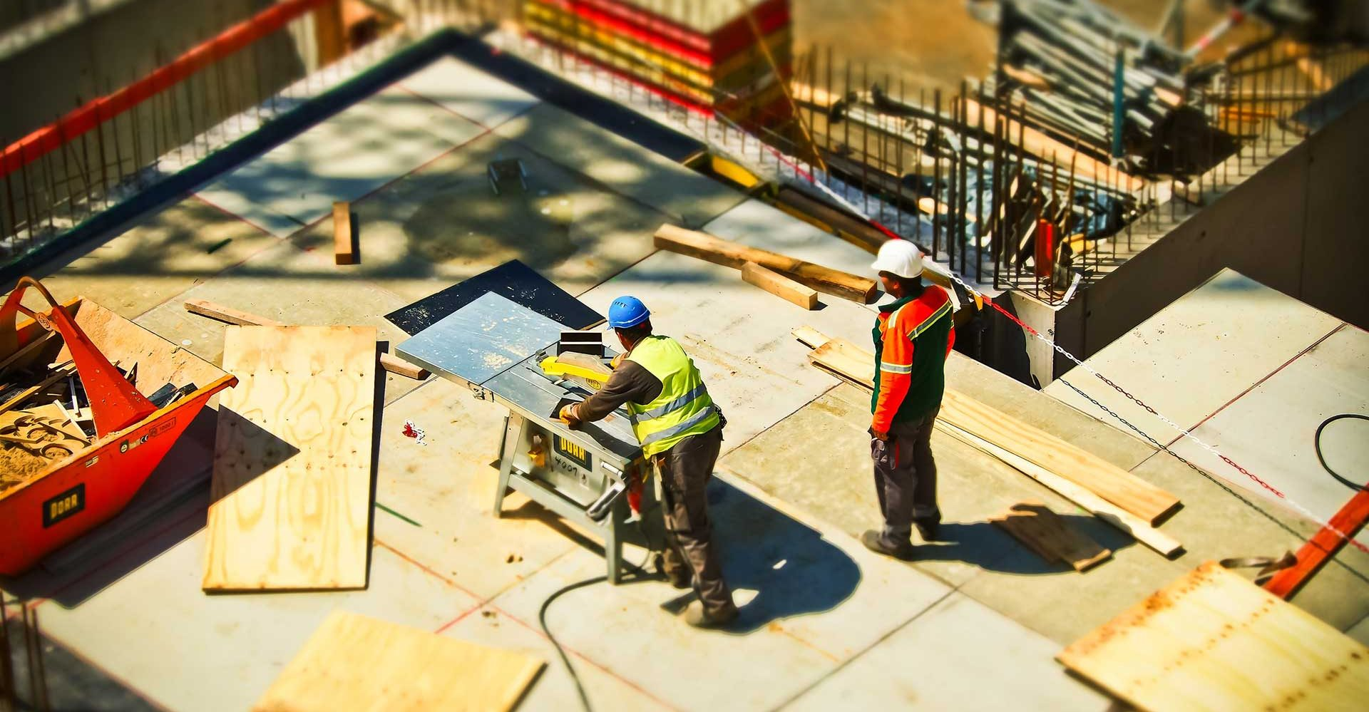 construction firm optimizes project management with dynamics