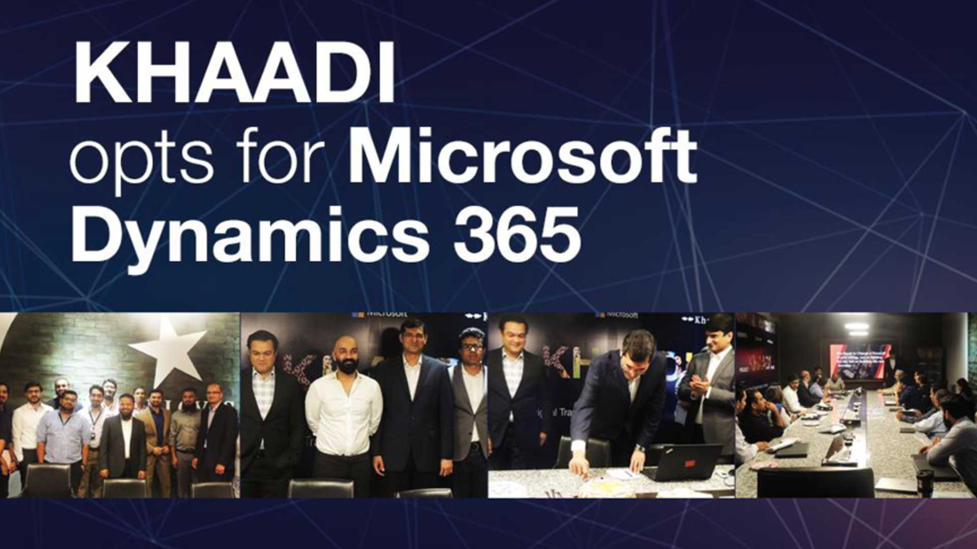 khaadi partners with systems limited