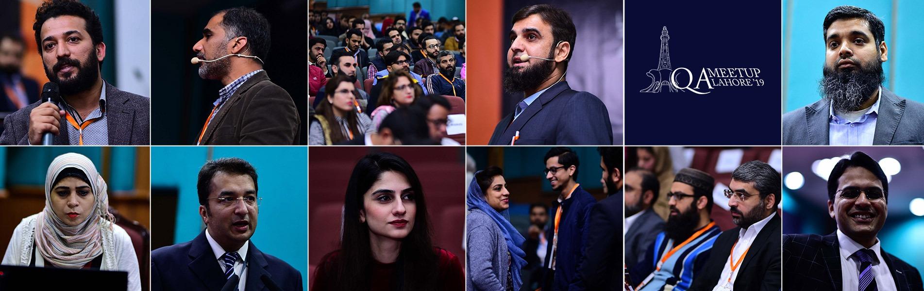 QA Meetup Lahore